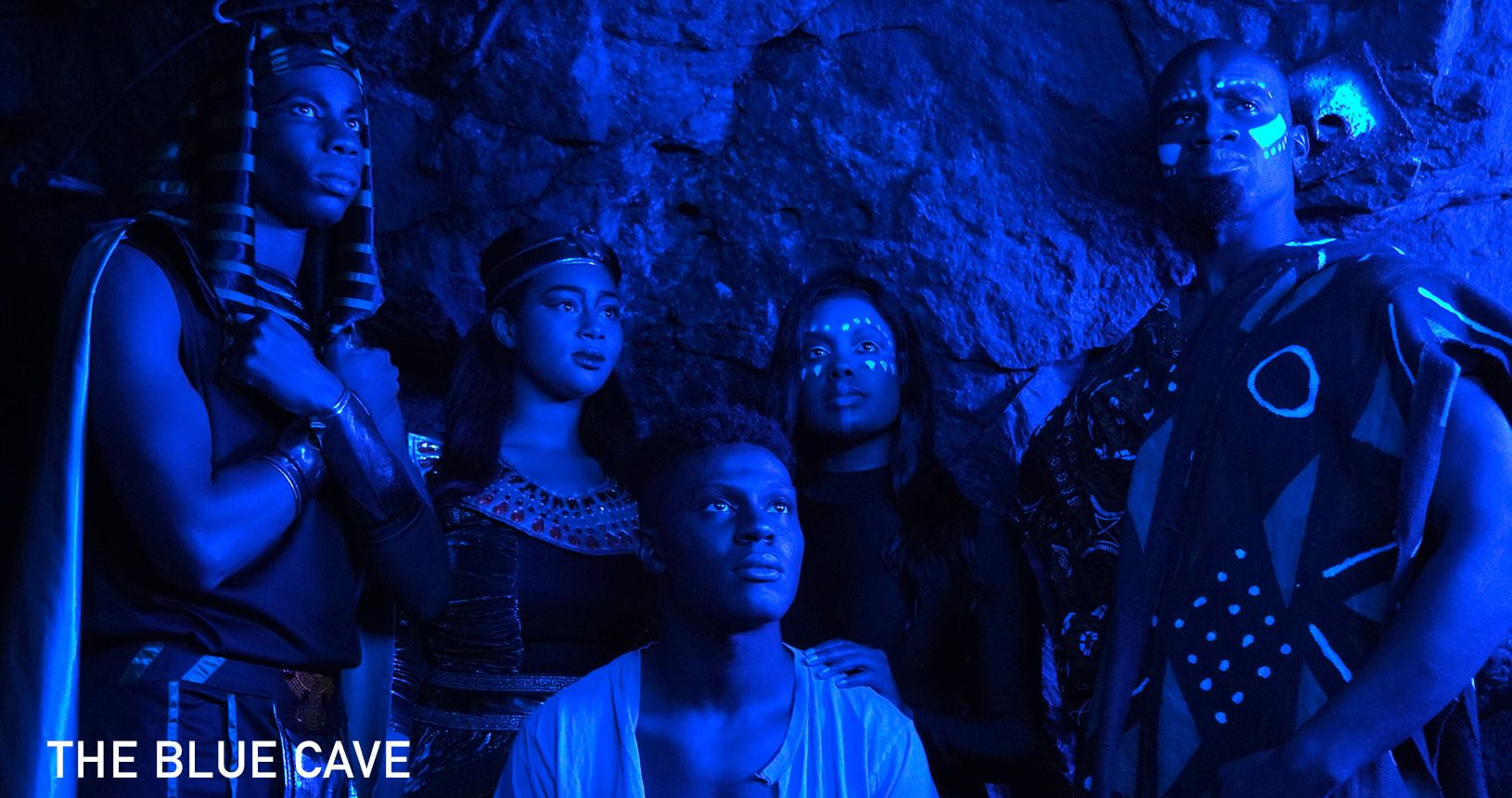 Film: The Blue Cave